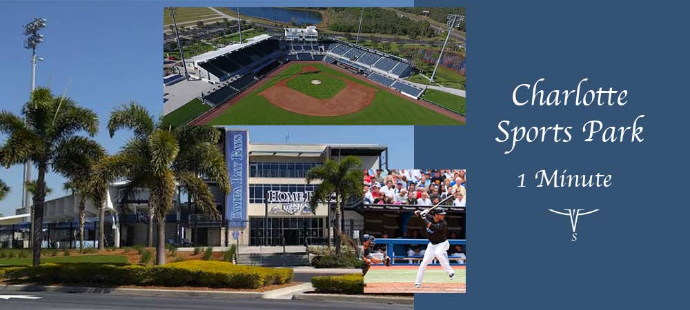 Charlotte Sports Park next to West Port Community in Port Charlotte Flcenter